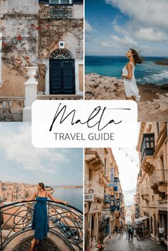 Malta Travel Guide, Europe Travel Guide, Travel Guides, Asia Travel, Cool Places To Visit, Places To Travel, Travel Destinations, Malta Island, European Travel