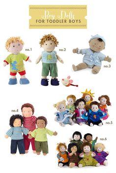 boy dolls for toddler boys