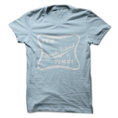 Its Rhode Island Time T Shirts, Hoodies. Check price ==► https://www.sunfrog.com/Sports/Its-Rhode-Island-Time--Shirt.html?41382 $21.99