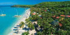 Sandals Grande Antigua Resort http://caribbeantl.com/sandals-resorts