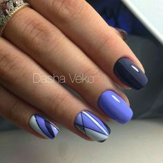 90+ Beautiful Unique and Trendy Nail Designs 2017