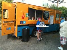 Food Truck Thursdays - Tallahassee... the one thing i have to look forward to this summer?
