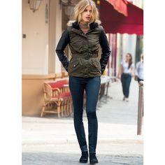 La parka courte et bimatière ! #mode #manteau #parka #laredoute > http://www.laredoute.fr/vente-parka-courte-ceinturee-a-capuche-bi-matiere.aspx?productid=324408291