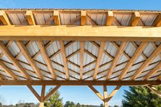 Post and Beam Joinery on a Timber Storage Shed