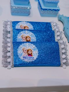 Frozen Birthday Party, Frozen Party, Birthday Parties, Tarta Frozen Disney, Foam Crafts, Elsa, Alice, Diy, Cowgirl Birthday Parties