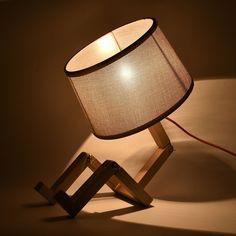 Abajur SIT madeira faia (Abajures de mesa) - Cadeiras de design, mesas de design, móveis de design, Modern Classics, Contemporary Designs...