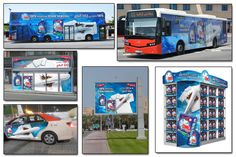 'Encyclomedia Brings Alive The Omo's Dirt Cleaning Action @ OOH & Retail Brand Promotion In Dubai on the static mediums across the various touch points that were the part of the media plan viz. which included- Bus Shelters, Full Bus Wraps, Taxi Wraps, Megacom & Retail POP formats. As a result of which the campaign not only gained the eye-balls of the TG but also rang in the cash registers across the supermarkets in Dubai