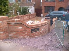 Image result for garden boundary brick walls uk courtyards and
