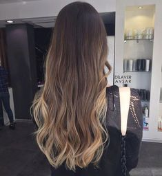 Excellent Beauty tips information are offered on our web pages. Check it out and… Excellent Beauty tips information are offered on our web pages. Check it out and you wont be sorry you did. Brown Ombre Hair, Brown Hair Balayage, Brown Blonde Hair, Brunette Hair, Hair Highlights, Wavy Hair, Dyed Hair, Sombre Hair, Hair Inspo