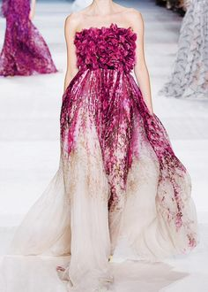 Image via We Heart It https://weheartit.com/entry/156645324/via/22722235 #beauty #beige #chanel #dress #fashion #flower #hautecouture #highfashion #love #mode #model #pink #purple #rose #snow #white #whitedress #winter