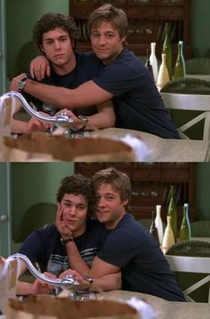 "The first television ""bromance"" I ever witnessed. Forever obsessed with The O.C."
