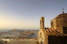 Patmos: one of the most wanted escapes in the Aegean, with celebrities & royals helicoptering in for the tranquility and beauty of the holy isle. #FiveStarGreece #LuxuryVillas #HolidayMatchmakers