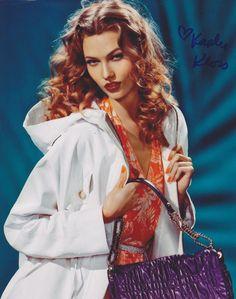 Karlie Kloss Autographed Signed 8X10 Photo Victoria Secret