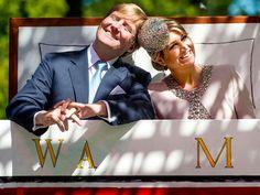 Holländisches Königspaar morgen auf Staatsbesuch im Ländle: Willem & Máxima…