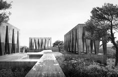 House in Cretas Spain for the Solo House project - Barozzi Veiga