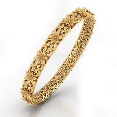 Look at these gold bangle bracelet 5952 Gold Bangles Design, Gold Earrings Designs, Gold Jewellery Design, Necklace Designs, Silver Jewelry, Crystal Jewelry, Quartz Jewelry, Gold Armband, Gold Mangalsutra Designs