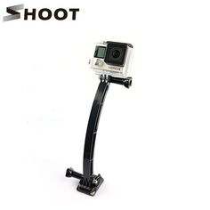 $1.54 (Buy here: https://alitems.com/g/1e8d114494ebda23ff8b16525dc3e8/?i=5&ulp=https%3A%2F%2Fwww.aliexpress.com%2Fitem%2F2016-New-Arrival-Mount-Motorcycle-Cycling-Helmet-Extension-Arm-For-Gopro-Hero-3-2-1%2F32604428752.html ) Cycling GoPro Helmet Mount Accessories Set Selfie Arm Surface Base 3M VHB Sticker for Gopro 5 3 4 Session SJCAM Xiaomi Yi 4K Cam for just $1.54