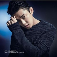 [PIC] Super hawt #YooAhIn  Cine21 magazine September 2015 issue. Have a nice break! #유아인 #사도