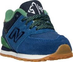 Boys' Toddler New Balance 574 Casual Shoes   Finish Line