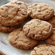 Ultimate Ginger Cookie By Ina Garten