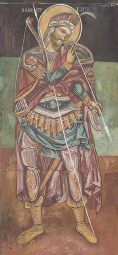 TAC Ellas - Ierax Traditional Archery in Greece - Agios Merkourios