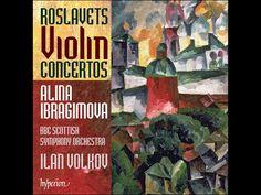 Presto Classical - Roslavets - Violin Concertos - Hyperion: CDA67637 (CD) - Buy online