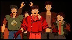 Image result for akira character
