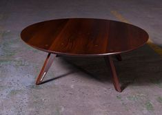 Rylt Coffee Table by Frank Böhm at Paul Alexander Collective