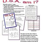 Terrific practice for learning the states and using latitude and longitude.  The companion Power Point, Where in the USA? is  good practice and can...