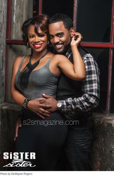 Kandi Burruss and Todd Tucker's roller coaster of a marriage will get his own shine since they secured a BRAVO deal for Meet The Tuckers reality show, reports StraightFromTheA. Kandi and Todd have . Black Celebrity Couples, Black Love Couples, Cute Couples, Power Couples, My Black Is Beautiful, Beautiful Couple, Simply Beautiful, Beautiful Images, Beautiful Things