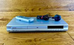 Toshiba Dvd Player With Original Remote VGC full working order movies Dvd Players, Sd, Usb Flash Drive, Remote, The Originals, Movies, Ebay, Films, Cinema