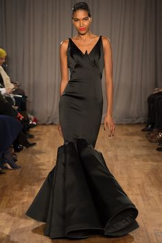 Zac Posen Fall 2014 Ready-to-Wear Fashion Show