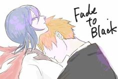 Bleach Ichigo And Rukia, Kuchiki Rukia, Bleach Anime, Soul X Maka, Bleach Fanart, Anime Naruto, Kawaii, Fan Art, Manga