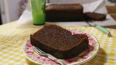 Moist chocolate and brown sugar loaf Brownie Recipe With Brown Sugar, Chocolate Cake Recipe Easy, Chocolate Desserts, Brownie Recipes, Cake Recipes, Dessert Recipes, Tea Recipes, Sweet Recipes, Moist Brownies