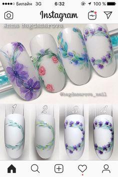 Ideas french pedicure designs nail art galleries for 2019 Pedicure Designs, Pedicure Nail Art, Gel Nail Designs, Cute Nail Designs, French Pedicure, Nautical Nail Designs, Nautical Nail Art, Glitter Manicure, Diy Nails
