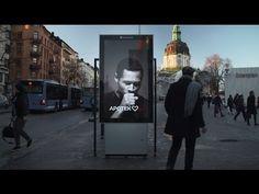 This Apotek Hjärtat Swedish Billboard Coughs When A Smoker Walks By Guerrilla Marketing, Street Marketing, Times Square, Anti Smoking, Great Ads, Behavior Change, Walk Past, Walking By, Best Tv