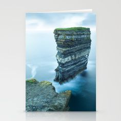 Dún Briste Stationery Cards by mariecarrphotography Wild Atlantic Way, Ireland Landscape, Travel Destinations, Stationery, Prints, Cards, Road Trip Destinations, Paper Mill, Destinations