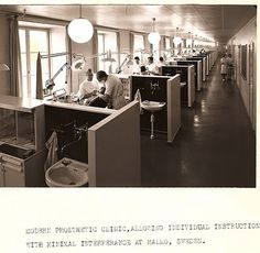 Historical Notes from OHSU: Horace Miller, Globe Trotter.  Dental School in Sweden