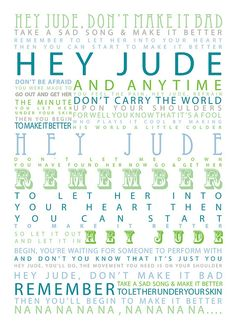 The Beatles - Hey Jude - 1968