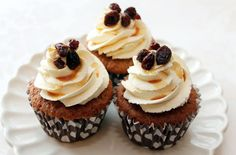 Want to experiment with different cupcake flavours? Try our rum and raisin cupcakes, made exclusively for goodtoknow by our cupcake queen Victoria Threader