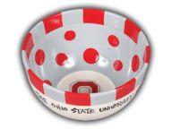 Big Ceramic Bowl Kitchen & Bar Novelties and other Ohio State Buckeyes products at OhioStateBuckeyes.com #GoBucks