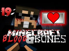 Minecraft FTB Blood and Bones 19 - RED HEART CANISTERS OP(Minecraft Mod ...