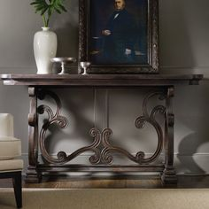 Hooker Furniture DaValle Console Table & Reviews | Wayfair