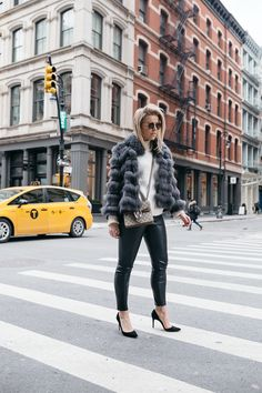 Perfect faux fur - Linda Juhola