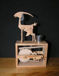 Paul Spooner - Automata maker