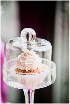 Cupcakes with butterflies - candy bar - Boheme delices francaises