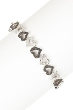 black and white diamonds