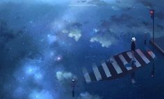 stellar crossing by megatruh