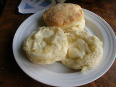 Nothing says Southern like a biscuit. List of biscuit recipes.