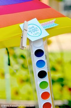 Rainbow Themed Birthday Party | Kara's Party Ideas Shop - Kara's Party Ideas - The Place for All Things Party